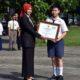 Hardiknas Bupati Jember Beri Penghargaan Siswa Berprestasi