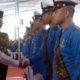 Wabup Jember, Lantik Taruna XIX di SMK Perikanan dan Kelautan Puger