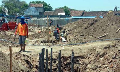 Revitalisasi Pasar Rakyat Balung Senilai Rp 7,5 Miliar