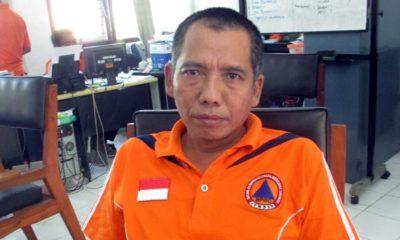 Heru Widagdo Kepala Bidang Kedaruratan dan Logistik BPBD Kabupaten Jember. (Kj1)