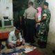 Bencana alam angin puting beliung menewaskan seorang warga di Desa / Kecamatan Ledokombo, Kabupaten Jember. (Kj1)