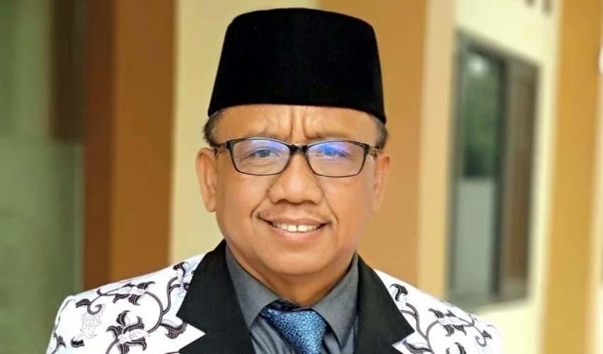 Supriyono, Ketua PGRI Cabang Jember. (kj1)