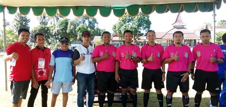 Para pelatih SSb Asero Junior. (tog)
