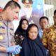 Didampingi Kapolres Jember AKBP Alfian Nurrizal, Sumirtuk mengakui perbuatannya. (gik)