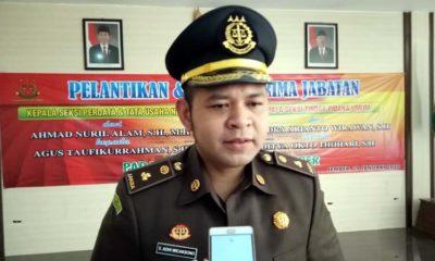 Setyo Adhi Wicaksono, Kasi Pidana Khusus Kejaksaan Negeri Jember. (ist)