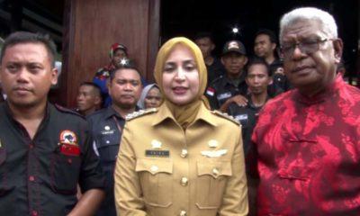 Bupati Jember Warga Jember di Papua, Jaga Seni Budaya Jember
