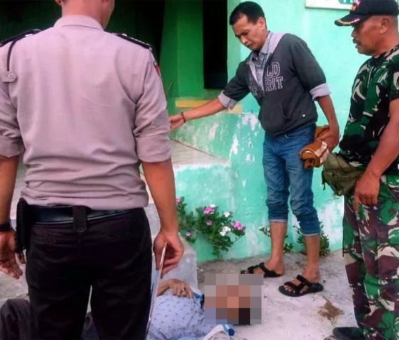 Petapa Samboja Payangan, Warga Kaliwates Meninggal Dunia