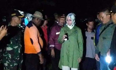 Bupati Jember dan Dandim 0824 Kunjungi Lokasi Banjir
