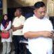 Kasat Reskrim dan KBO Polres Jember bersama keluarga korban adakan rilis dugaan informasi penculikan anak SDN Jember Lor 1 Patrang. (gik)