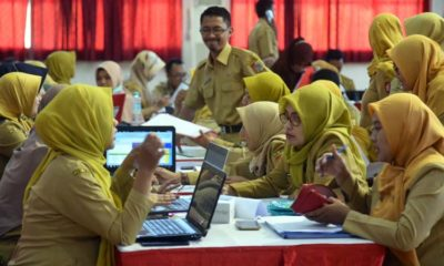 Penilaian kinerja dan penyusunan perencanaan di Aula PB Soedirman. (ist)