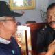 Tukimin Manager Koperasi KTKM saat diwawancarai di rumahnya. (yud)