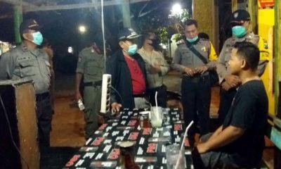 Cegah Penyebaran, Tim pencegahan Covid - 19 Ambulu, Gelar Patroli Gabungan
