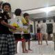 Mahasiwa Jember di Jogjakarta, Terima Bantuan Faida