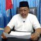 Ketua PMI Jember HAE Zaenal Marzuki SH di kantornya. (yud)