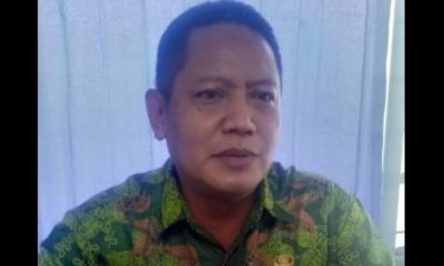 Kepala Pasar Tradisional Mangli, Agus Minanto.