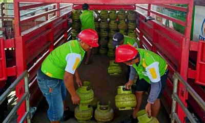 Stok LPG 3 Kg di Jember Aman